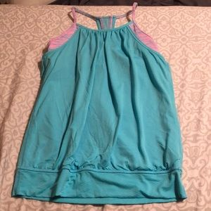 Ivivva Tank Top size 14 youth